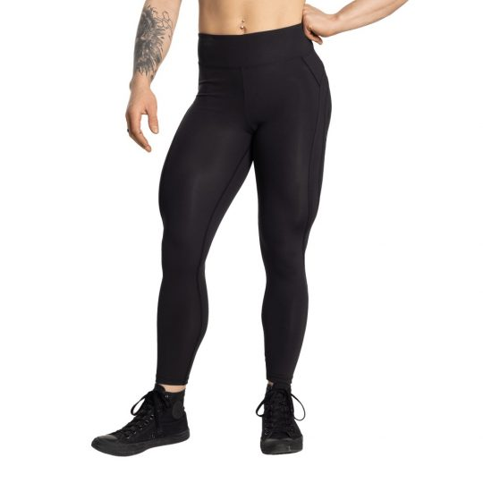 Legacy High Tights Black   Better Bodies